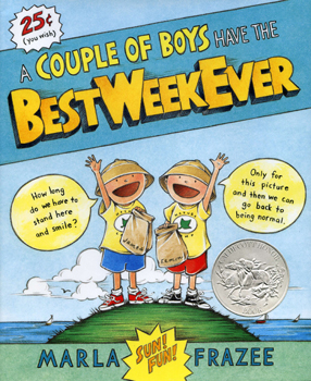 A Couple of Boys Have the Best Week Ever Cover