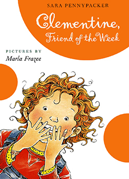 Clementine, Friend of the Week Cover