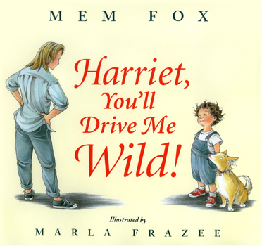Harriet, You'll Drive Me Wild Cover
