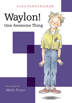 Waylon! One Awesome Thing Cover
