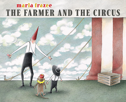 The Farmer and the Circus Cover