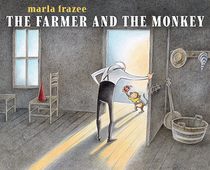The Farmer and the Monkey Cover